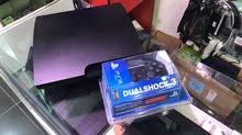 جهاز PS3 - مع يده جديده -25 لعبه بالداخل