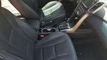 سيارة الينترا 2016 فول مواصفات بصمة بانوراما لون سلفر سيارة نظيفه ورزنه