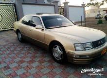 Lexus LS 1995 For sale - Gold color