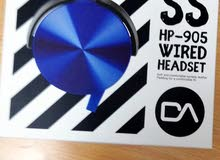 extra bass hp 905 wired headset