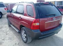 Kia Sportage 2008 For sale - Red color