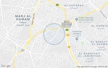 شقة غير مفروش - مرج الحمام - خلف كلية القدس