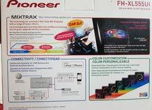 Pioneer car stereo پايونير مسجل سياره جديد