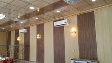 خدمات سقف ثانوي وتغليف جدار