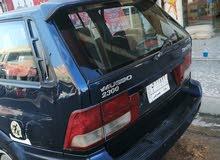 سيارة سانغ يونغ 2000 للبيع