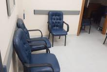 للايجار مكتب او عيادة 45 م ، يصلح لجميع انواع النشاطات الاداريه او عياده طبيه التجمع الخامس ،