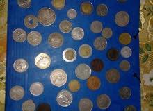 نقود مغربية واجنبية نادرة