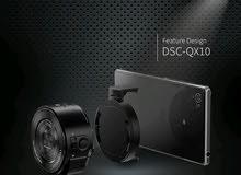 DSC-QX10 QX10عدسة للهواتف المحمولة  18.3 ميجابيكسل