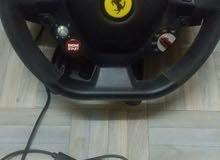 عجلة قيادة X-box