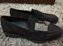 Massimo Dutti مجموعة أحذية أصلية 100% جلد طبيعي صناعة البرتغال وصناعة رومانيا