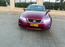 Used condition Lexus IS 2013 with 20,000 - 29,999 km mileage