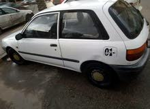 Toyota Starlet car for sale 1997 in Tripoli city