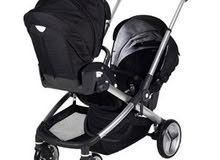 Prego Ibiza Twin Stroller
