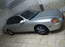 Gasoline Fuel/Power   Hyundai Sonata 2000