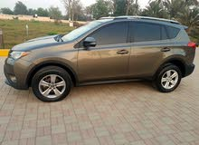 Toyota RAV 4 2015 For sale - Brown color