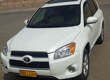 Gasoline Fuel/Power   Toyota RAV 4 2012