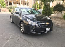 Black Chevrolet Cruze 2015 for sale