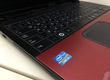 لابتوب توشيبا Core i7