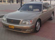 Available for sale! 10,000 - 19,999 km mileage Lexus LS 2000