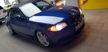 Blue BMW 1 Series 2011 for sale