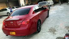 Infiniti G35 2007 For sale - Red color
