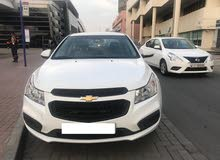 CHEVROLET CRUZE 2017 GCC CRUISE CONTROL PASS AND READY FOR REGISTRATION IN VERY GOO