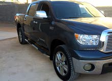 For sale 2010 Blue Tundra