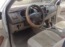 +200,000 km Toyota Fortuner 2008 for sale