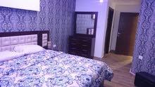 ستوديوهات مفروشة فرش كامل للايجار خلف السي تاون السابع(شركة رائد خلف للاسكان)