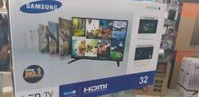 شاشات SAMSUNG سامسونج 32 بوصه كوبي درجه اولى بسعر التخفيض 650 دينار