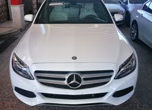 Mercedes C300 4MATIC AMG package 2015