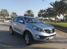 Kia Sportage car for sale 2013 in Muscat city