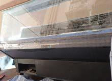 ثلاجة عرض 2 متر