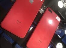 ايفون 7 بلس 128 جيقا احمر مستعمل بأقل سعر بالمملكه