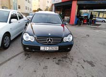 +200,000 km Mercedes Benz C 180 2003 for sale