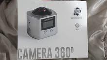 new go pro 360 camera
