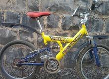 دراجه هوائية مستعمل نضيف للبيع