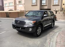 Toyota Land Cruiser 2013 (Grey)