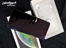 iphone xs max 256g خطين black