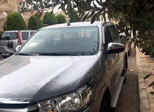 Toyota Hilux car for sale 2017 in Amman city