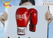 *كفوف الملاكمة EVERLAST