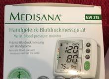 جهاز قياس ضغط(على الرسغ) -الماني وليس صيني  (مكفول 3 سنين) اللي بده يفاصل ما يرن