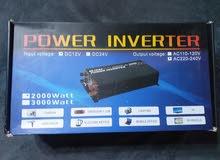 مولد كهرباء انفيرتر2000w