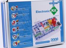 مطلوب حقيبة إلكترونية                       electronic kit