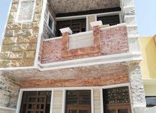 للبيع بيت (161) م في الشعب العقاري الاولى منفذين بناء درجة اولى