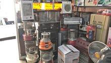 محل اجهزة كهربائية للبيع