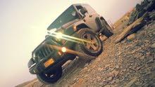 جيب رانجلر 2007وكالة عمان الزبير المالك الثاني نظيف جدا جدا جدا
