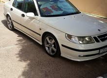 Automatic White Saab 2003 for sale