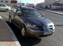 Green Mitsubishi Outlander 2003 for sale
