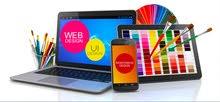 مطلوب مصممة مواقع انترنت وتطبيقات الجوال للعمل عن بعد فى شركة سعودية